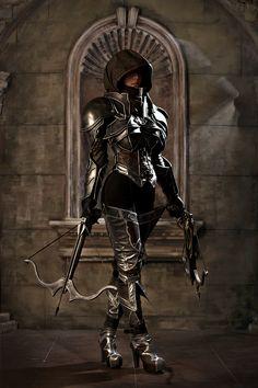 #Diablo3 Demon Hunter #cosplay