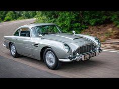 Aston Martin DB5: Driving the $4 million James Bond car with working gadgets   TELEGRAPH CARS