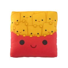 Yummy Fries from Mimi Cha, Independent Toy Designer, mymimi, $18, now featured on Fab.