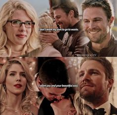 Oliver And Felicity, Felicity Smoak, Oliver Queen Arrow, Arrow Tv, Emily Bett Rickards, Flash Arrow, Stephen Amell, Green Arrow, Season 8