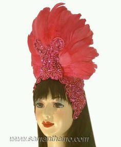 Showgirl costume ideas