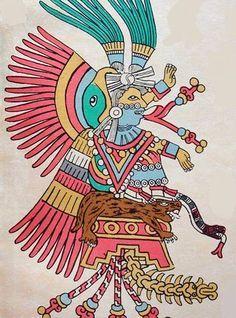 El Universal - - El poder de las diosas prehispánicas