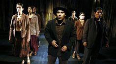 """""""La Odisea"""" (Teatro de Los Andes. Dir. César Brie 2009)"""