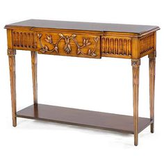 Southwood Furniture Corporation- Collections: Newhampton Occasional Consoles