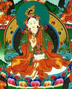 """All This ~ Yeshe Tsogyal http://justdharma.com/s/5b2rb  What we understand to be phenomena  Are but the magical projections of the mind.  The hollow vastness of the sky  I never saw to be afraid of anything.  All this is but the self-glowing light of clarity.  There is no other cause at all.  All that happens is but my adornment.  Better, then, to stay in silent meditation.  – Yeshe Tsogyal  quoted in the book """"Advice from the Lotus-Born"""" ISBN: 978-9627341208…"""