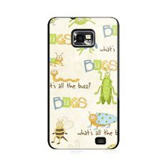 What's All The Buzz Samsung Galaxy S2 Case