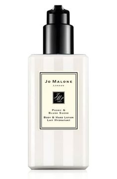 Jo Malone London™ Peony & Blush Suede Scented Home Candle   Nordstrom Hand Lotion, Body Lotion, Acacia Honey, Lime And Basil, Home Candles, Jo Malone, Hand Cream, Red Apple, Pomegranate