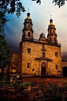 """San Miguel el Alto, Jalisco, Mexico ( click in """"visitar"""")"""