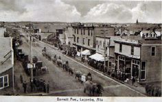 Lacombe, Alberta