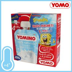 Yogurt merenda bianco dolce senza glutine. Conf. 4xgr.85 a soli € 1,39!!!
