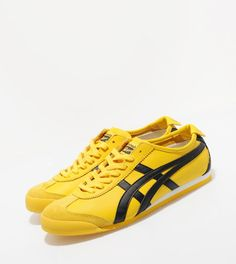 Onitsuka TigerMexico 66 in yellow?