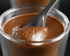 Crèmes chocolat-café au fromage blanc 0�