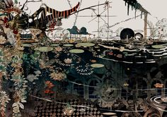 Sinister Forces are at Work in Akiya Kageichi's Magical Worlds | Hi-Fructose Magazine