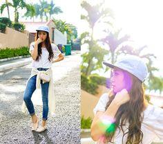 i'll be ok Kryz Uy, Filipina, T Shirt And Jeans, Huf, Girl Next Door, Fashion Flats, Style Me, Vogue