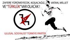 Ulusal Sosyalist Türkiye Partisi - USTPAR   (Nasyonal Sosyalizm)