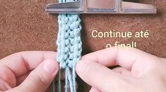 Diy Friendship Bracelets Tutorial, Friendship Bracelets Designs, Diy Bracelets Easy, Macrame Bracelets, Handmade Bracelets, Hemp Bracelet Tutorial, Friendship Bracelet Knots, Summer Bracelets, Macrame Knots