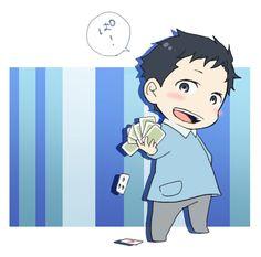 Tazaki from Joker Game