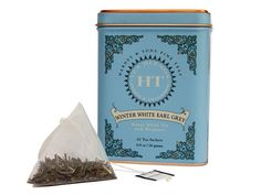 harney and sons teas: winter white earl grey