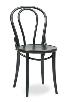 "Designed by August Thonet. This bentwood hairpin classic has been a favorite among designers for over 100 years. Available in standard wood tones and premium wood finishes.  [share title=""Share with friends"" socials=""facebook, twitter, google, pinterest, bookmark"" class="""" icon_type="""" ]"