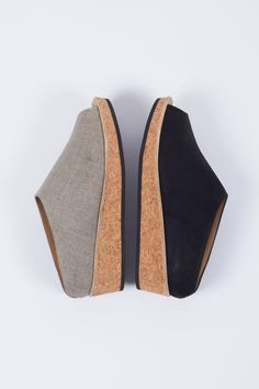 shoes black grey - @saphorshop