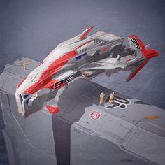 Spaceships by Colie Wertz