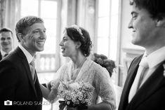 Hochzeitsfotos in Schwarz-Weiß - Sophie und Peter - Roland Sulzer Fotografie - Blog Wedding Dresses, Blog, Fashion, Monochrome, Bride Dresses, Moda, Bridal Gowns, Fashion Styles, Weeding Dresses