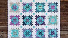 Blogger's Quilt Festival – Original Design – KNOCKOUT!