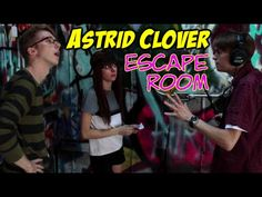 Astrid Clover - Escape Room