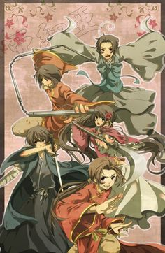 Hetalia~ Don't mess with the asian countries! #anime