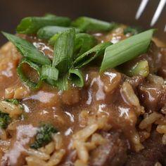 Beef & Broccoli Fried Rice by Tasty