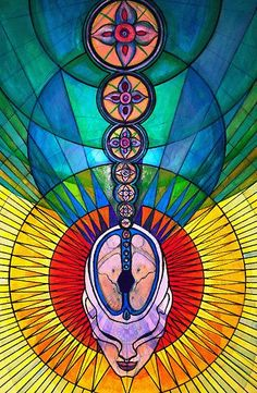 4 Yoga Poses to Open the Crown Chakra – Fractal Enlightenment