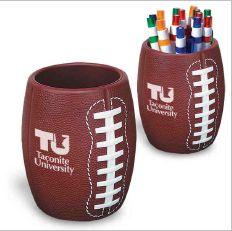 #promotionalproduct #promoitems #football #customize #printzandpatternz www.capitalregionpromo.com