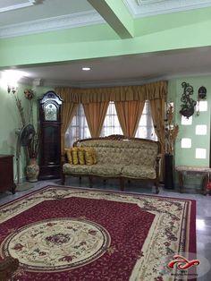 Maklumat Taman Melawati Homestay Kuala Lumpur Kemudahan 1 Master Bedroom 2 Bilik Single