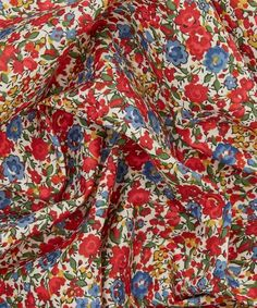 Emma and Georgina Tana Lawn from the Classic Tana Lawn collection by Liberty Fabrics. Victorian Pattern, Liberty Fabric, Pattern Books, Ladies Day, Dress Making, Fabric Design, Printing On Fabric, Style Me, Shop Now