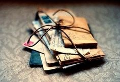 We should all write more letters