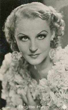 Brigitte Helm 1906-1996.