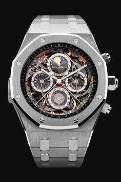 Audemars Piguet Royal Oak Grande Complication Automatic White Gold