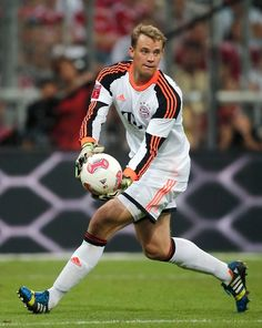 Audi cup winner Source: Your source on Tumblr for Manuel Neuer