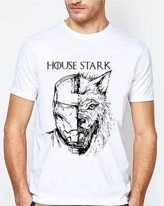 house Stark  white men