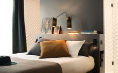 11 hôtels design et douillets pour passer un week-end à Paris   Glamour