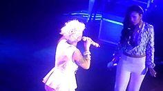 """Keyshia Cole brings out Ashanti on """"Woman To Woman"""""""