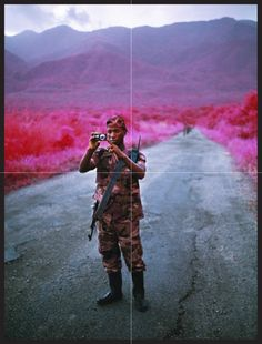 The Enclave Box Set: Photographs by Richard Mosse Limited-edition Boxed Set includes a n offset-printed poster 18 ¼ x 24 inches