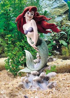 "Disney ""Ariel"" Figurines"