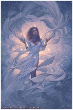 Luminous Wind - Jonathan Earl Bowser