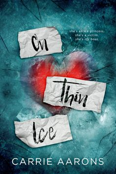 """#CoverReveal """"On Thin Ice"""" by Carrie Aarons – Musings of the Modern Belle"""