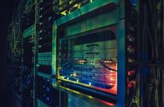Photo about Fantastic view of the mainframe in the data center rows. Big data center full of rack servers. Image of cloud, communication, industry - 104996191 Centre, Big Data, Clouds, Frame, Picture Frame, Frames, Cloud