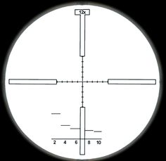Image - PSG1 Scope Reticule BO.png - Call of Duty Wiki - Wikia