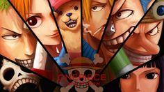 One Piece Brook Zoro Nami Chopper Sanji Franky Usopp Robin