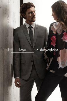 Wouter Peelen for Calvin Klein Spring Summer 2016