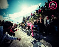Giro d'Italia @giroditalia Giro d'Italia 2015: 5 high mountain stages. The show is guaranteed. #giro pic.twitter.com/SJpeh9cLT3